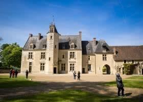Conférences de Gautier Amiel et Jean Bolsamo au manoir de la Possonnière
