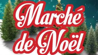 Marché de Noël et feu d'artifice à Villefranche sur Cher