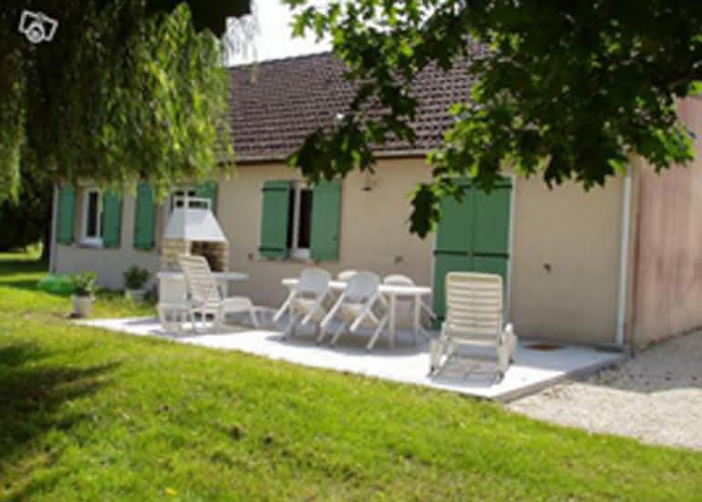 Meublé de tourisme à Châtillon-sur-Cher