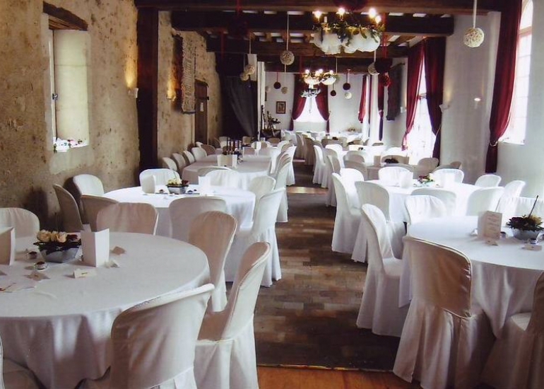 Location de salle - La Mézière à Lunay