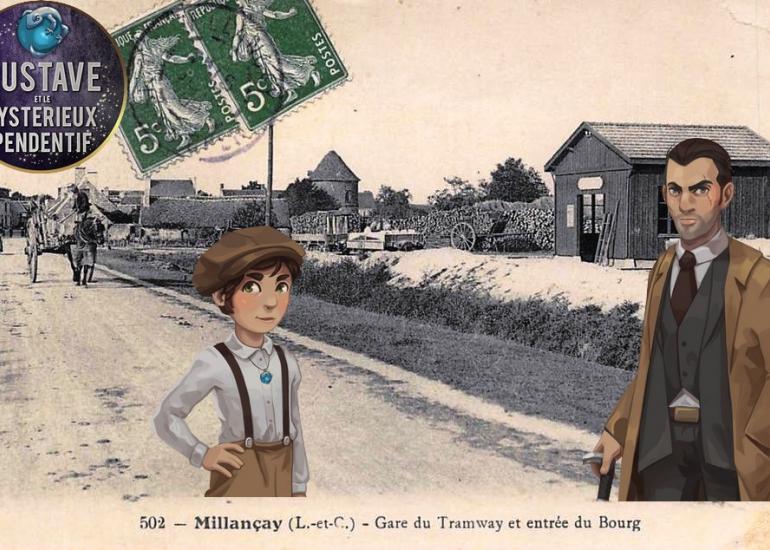 Millancay-CPA-gare-1-2