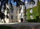 Cour de l'hôtel de ville à Montoire-sur-le Loir