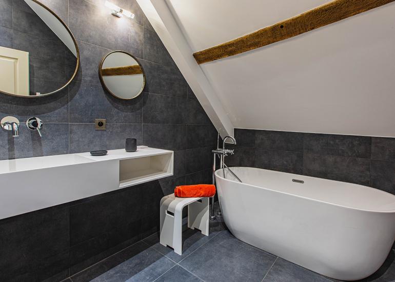 Salle de bain - Gîte du Chêne