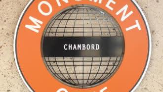 Monument Café Chambord