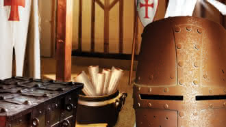 Monument Game «Le secret des Templiers» à la Commanderie d'Arville