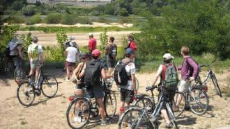 Location de vélo avec l'Observatoire Loire