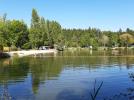 Nouveauté 2020 baignade naturelle dans l'étang du camping