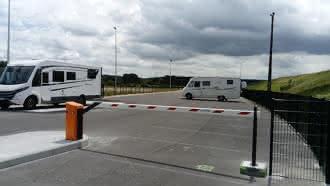 Aire de stationnement camping-cars – Blois