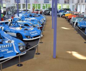 Musée Espace automobiles Matra