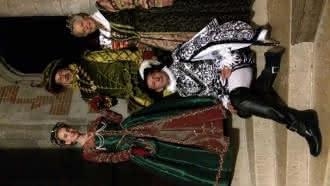 Soirées exceptionnelles «Les nuits de fêtes à la cour de Catherine de Médicis au château royal de Blois