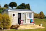 Mobil-home 1 chambre - Camping Auu Coeur de Vendôme