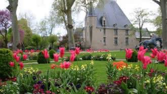 Service de guides/interprètes – Office de tourisme de Vendôme
