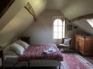 Chambre avec vue sur le verger au 1er étage