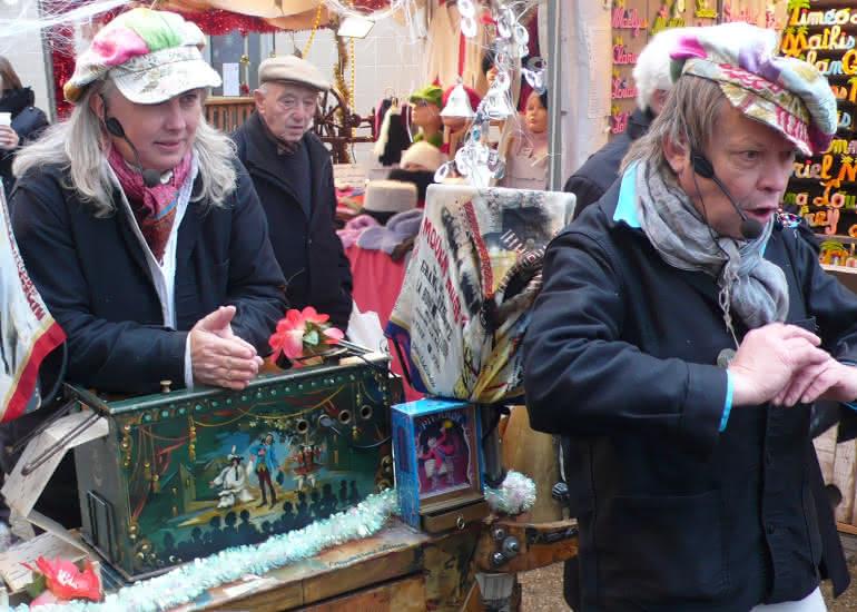 Marché de Noël à Vendôme