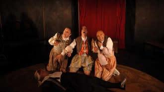 La Compagnie du Hasard – Le dernier songe de Shakespeare au Château de Selles-sur-Cher