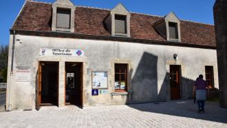 Office de Tourisme du Val de Sully – Bureau de Germigny-des-Prés