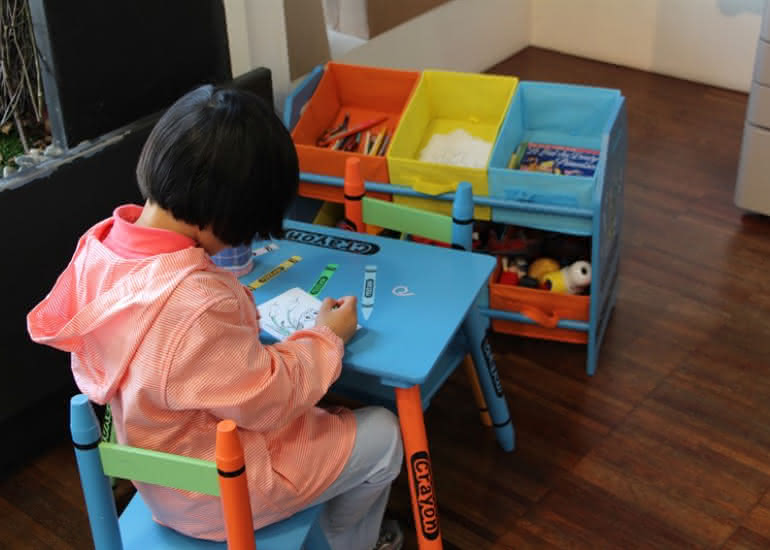 OT Montargis atelier enfants
