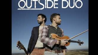 Concert pop-celtique du groupe Outside Duo