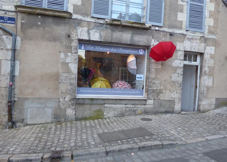 La Maison des Parapluies - Blois