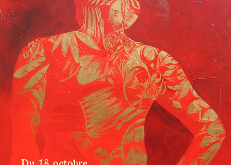 Exposition Alexis Pandellé 2019 à Vendôme