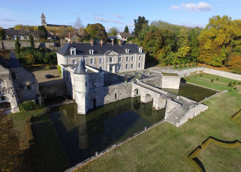 Parc-et-Jardins-du-Chateau-de-St-Denis-Sur-Loire--4-