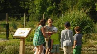 Instants Nature – Parc pédagogique «de plumes et d'eau