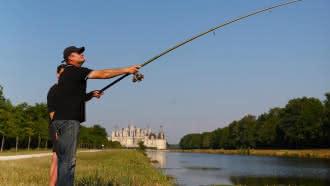 Pêcher à Chambord