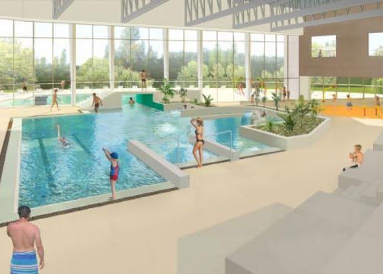 Centre aquatique des Grands-Prés