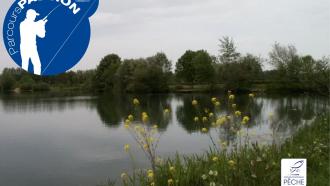Plan d'eau de la Mouline