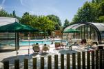 Camping Huttopia Les Châteaux - piscine