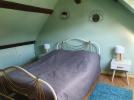 chambre double à l'étage