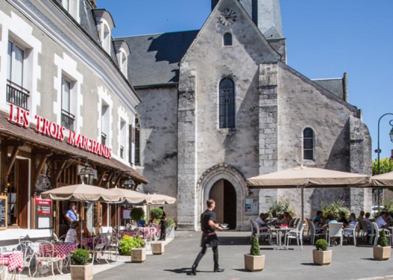 Restaurant-les-Trois-Marchand-Terrasse