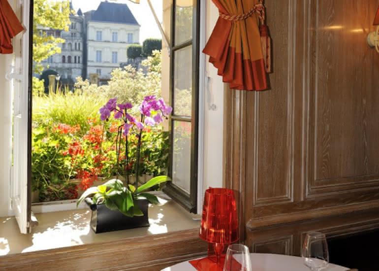 Restaurant Gastronomique Chateau Du Loir