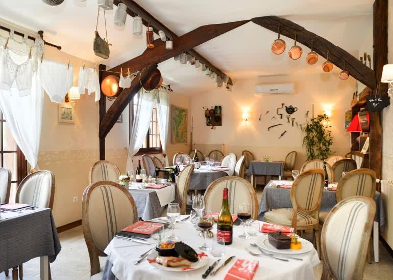 Restaurant le Vieux Fusil