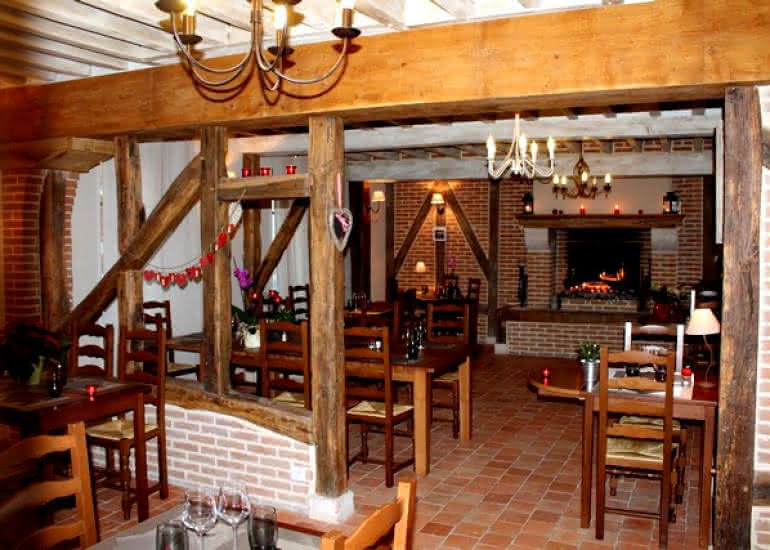 Restaurant traditionnel La Margot'ine à Montrieux-en-Sologne