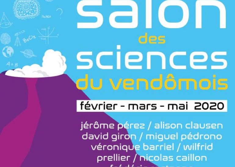 Salon des sciences à Vendôme