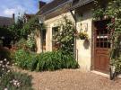 Chambres côté jardin à Villiers-sur-Loir