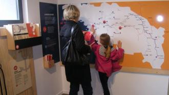 Votre rendez-vous avec la Loire : 300 m² de découverte interactive