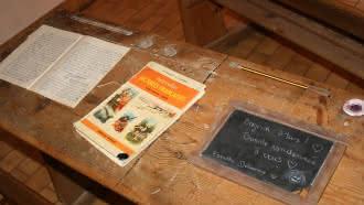 Exposition : Apprendre et enseigner autrefois à Vendôme