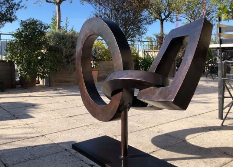 Sculpture Victoire d'Harcourt
