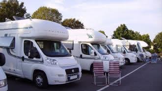 Aire de stationnement et de services pour camping-cars – Langon