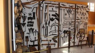 Musée d'outils anciens et d'art populaire