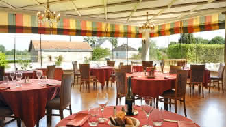 Hostellerie du Château – le restaurant