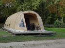 Location tente prête à camper