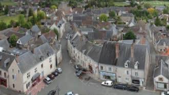 Relais du tourisme – Suèvres – Cour-sur-Loire