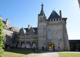 Visite thématique les guerres civiles de religion au XVIème siècle au château de Talcy