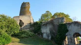 Visite de l'ancienne forteresse