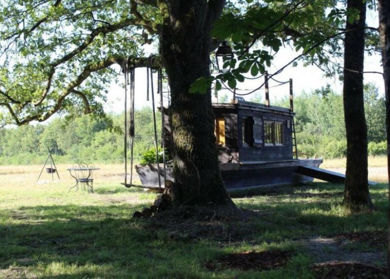tourisme-sologne-chambres d'hotes-mennetou-la cabane de totoche1