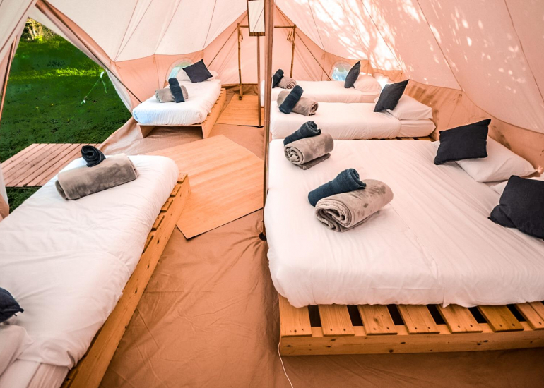Camping-cellettes-lodges