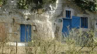Visite Troglo de Lavardin
